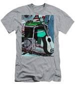 A W  Men's T-Shirt (Athletic Fit)