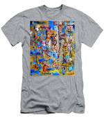 Abstraction 763 - Marucii Men's T-Shirt (Athletic Fit)