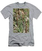 Asparagus In The Wild Men's T-Shirt (Athletic Fit)