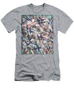 At A Crossroad Men's T-Shirt (Athletic Fit)