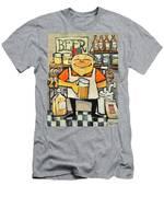 Basement Brewer Men's T-Shirt (Athletic Fit)