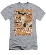 Bazaar View Men's T-Shirt (Athletic Fit)