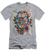 Bubblegum Love Men's T-Shirt (Athletic Fit)