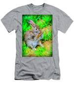 Bunny Secrets Men's T-Shirt (Athletic Fit)