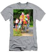 Carnival Vendor 3 Men's T-Shirt (Athletic Fit)