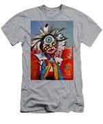 Comanche Dance Men's T-Shirt (Athletic Fit)