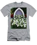 Easter Lillies Men's T-Shirt (Athletic Fit)