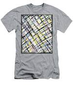Easter Weave Men's T-Shirt (Athletic Fit)