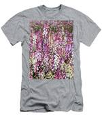 Endless Field Of Flowers Men's T-Shirt (Athletic Fit)