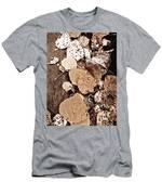 Fallen Leaves Men's T-Shirt (Athletic Fit)