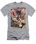 Feline Fancy Men's T-Shirt (Athletic Fit)