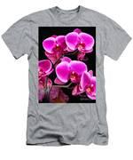 Five Orchids  Men's T-Shirt (Athletic Fit)