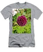 Floating Flower Buds Orb Men's T-Shirt (Athletic Fit)