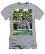 Fountains.  Tivoli. Men's T-Shirt (Athletic Fit)