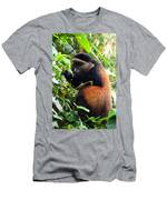 Golden Monkey II Men's T-Shirt (Athletic Fit)