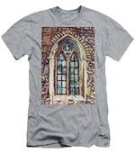 Gothic Window Men's T-Shirt (Athletic Fit)