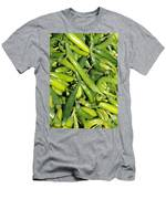 Green Chilis Men's T-Shirt (Athletic Fit)