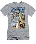 Hell Gate Through The Bows Men's T-Shirt (Athletic Fit)