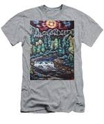 In The Land Of Dreams Men's T-Shirt (Athletic Fit)