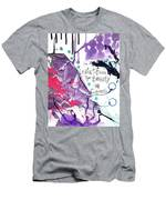 Learn O Find The Beauty Men's T-Shirt (Athletic Fit)