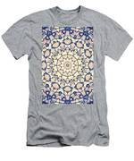 Logs In A Circle Men's T-Shirt (Athletic Fit)