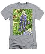 Lupine Men's T-Shirt (Athletic Fit)