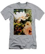 Morning Bloom Men's T-Shirt (Athletic Fit)