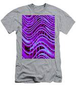 Moveonart The New New Wave 1 Men's T-Shirt (Athletic Fit)
