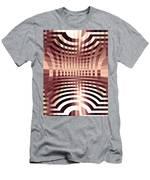Moveonart The Secret Place 1 Men's T-Shirt (Athletic Fit)