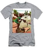 Nymphs Men's T-Shirt (Athletic Fit)