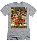 Palace Of Queluz Portugal Men's T-Shirt (Athletic Fit)