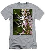 Purple Lycoris Men's T-Shirt (Athletic Fit)