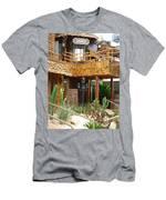 Saloon Men's T-Shirt (Athletic Fit)