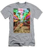 Sayu Flags 2 Men's T-Shirt (Athletic Fit)