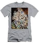 Scrap Yard Mosaic Men's T-Shirt (Athletic Fit)