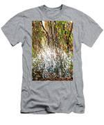 Secret Passage Men's T-Shirt (Athletic Fit)