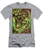 Secret Songs  Men's T-Shirt (Athletic Fit)