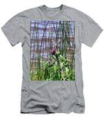Silent Blessings Men's T-Shirt (Athletic Fit)