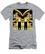 Snarl Men's T-Shirt (Athletic Fit)