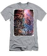 Spacey Men's T-Shirt (Athletic Fit)