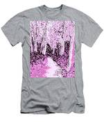Blossoms  Of Life  Men's T-Shirt (Athletic Fit)