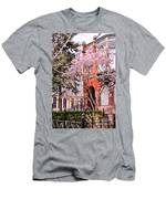 Springtime In Lincoln Park Men's T-Shirt (Athletic Fit)