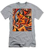 Still Searching For The Essence Of Life Men's T-Shirt (Athletic Fit)