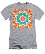 Summer Star Men's T-Shirt (Athletic Fit)