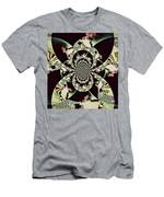 Taking A Ride In Heaven Men's T-Shirt (Athletic Fit)