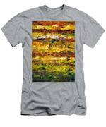 The Sun Rose One Strip At A Time 1 Men's T-Shirt (Athletic Fit)