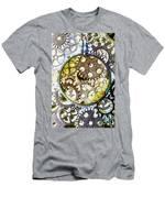 Monocle Machinery Men's T-Shirt (Athletic Fit)