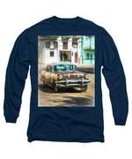Pontiac Havana Long Sleeve T-Shirt by Lou Novick