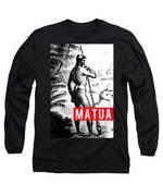Matua Long Sleeve T-Shirt by MB Dallocchio