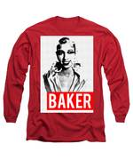 Baker Long Sleeve T-Shirt by MB Dallocchio